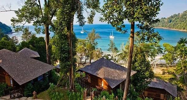 Bunga Raya Resort Island