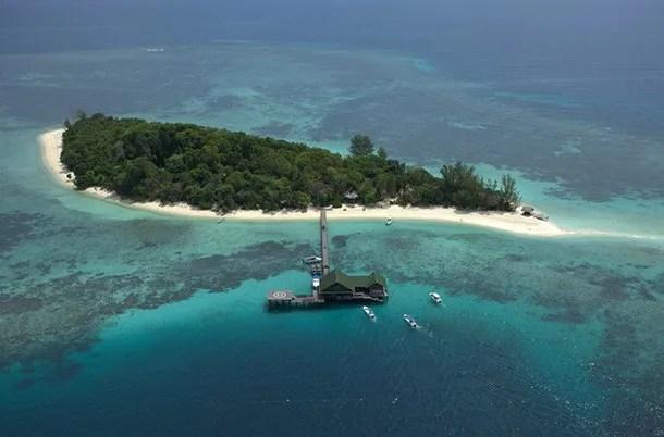 Pulau Di Sabah - Featured Image