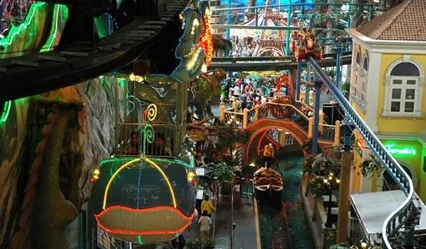 Indoor Theme Park Genting Highlands