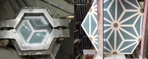 maison bahya carreaux de ciment et