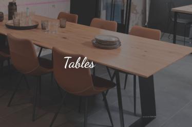 Table de cuisine déco
