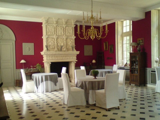 Chateau Dauvillers Chteau Neuilly Sous Clermont Oise 60