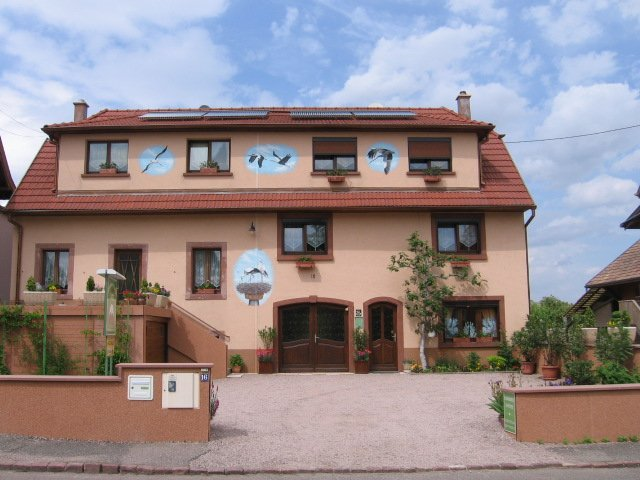Nidecigogne Chambre Dhte Wuenheim Haut Rhin 68