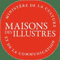 Logo Label Maison des Illustres