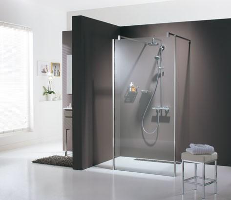 douche italienne parois pleines