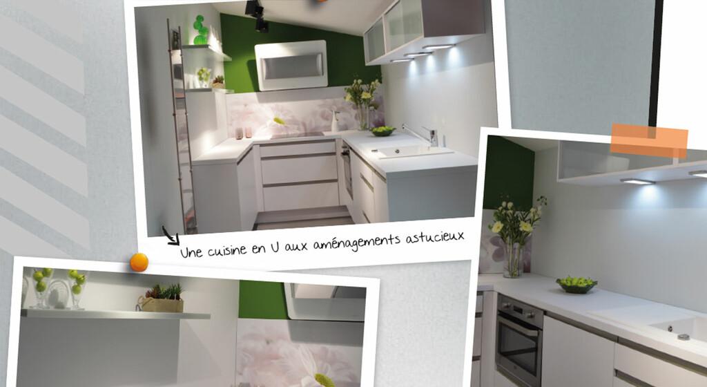 Aviva Petite Cuisine Decouvrez La Cuisine Studio De 5m2