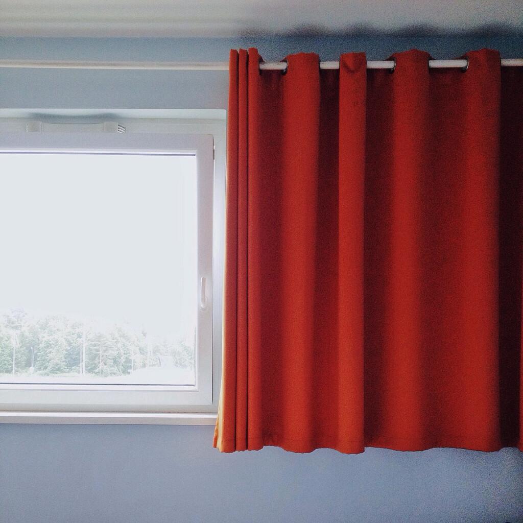 les etapes pour faire des rideaux