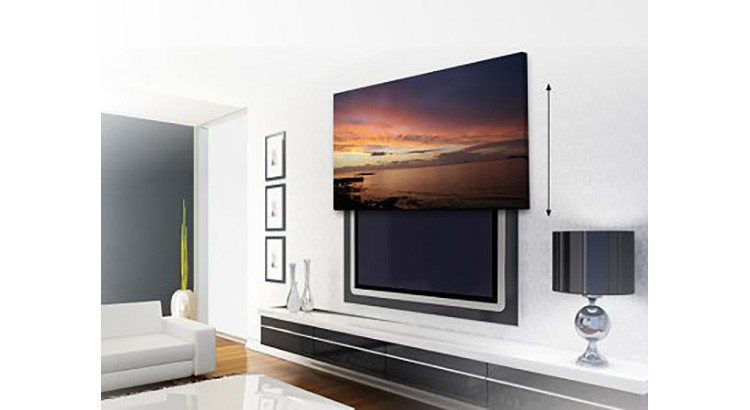 18 astuces pour cacher sa television