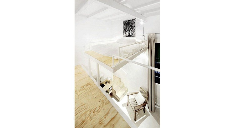 24 mezzanines pour optimiser l espace