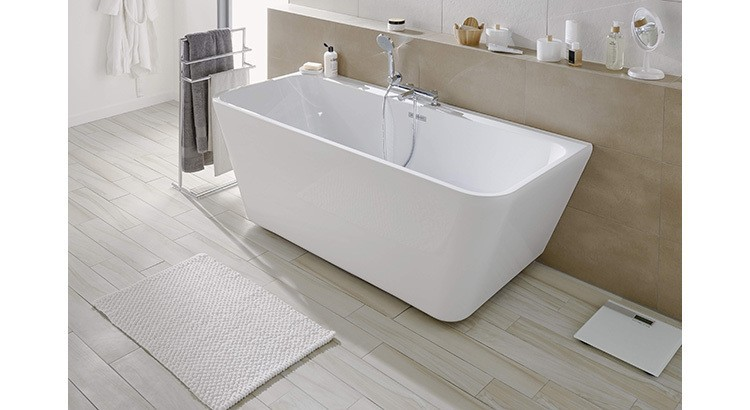 comment installer une baignoire en ilot
