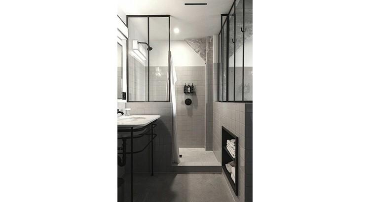 salle de bains sans fenetre 24 idees
