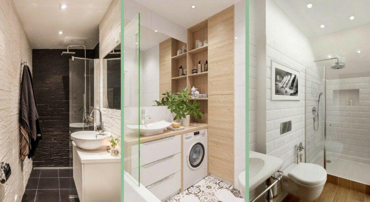 24 Petites Salles De Bains Malignes Et Deco