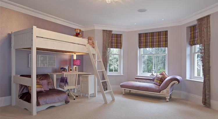 choisir un lit mezzanine pour enfant