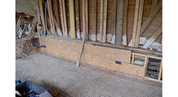 Renovation 10 Etapes Pour Realiser Des Murs En Chaux Chanvre