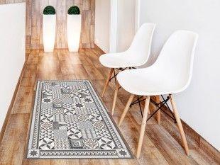 10 facons d adopter le tapis vinyle