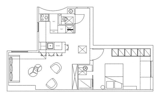 suite parentale de 14 m2