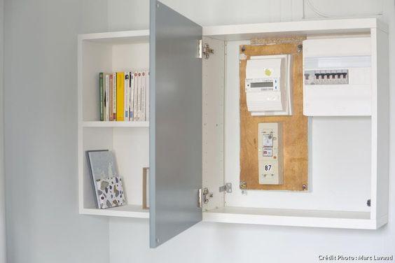 12 Astuces Pour Cacher Un Compteur Electrique