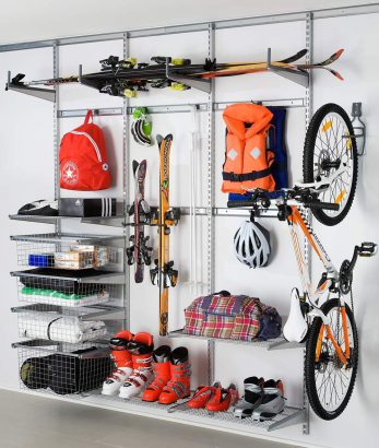 astuces pour amenager et ranger son garage