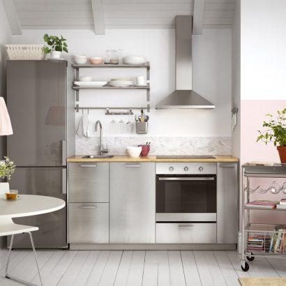 24 modeles pour une petite cuisine
