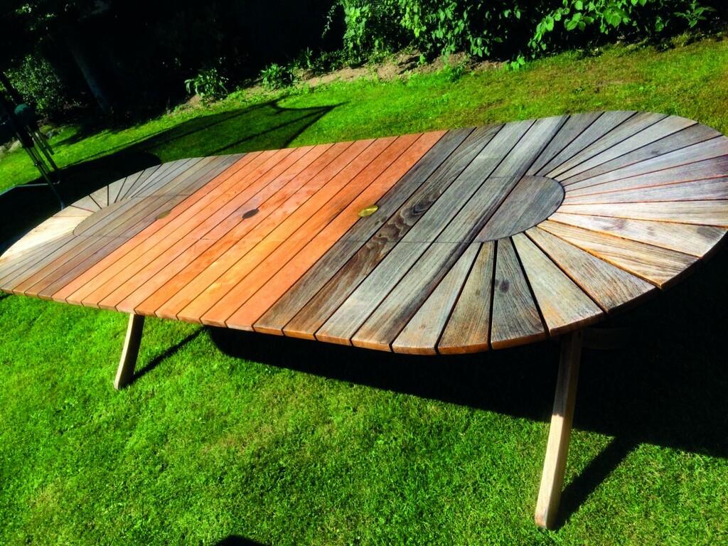 renover un mobilier de jardin