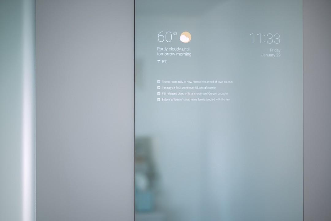 Miroir Lumineux Bluetooth La Salle De Bain Connecte Top