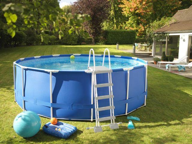 10 piscines hors sol rapides a installer