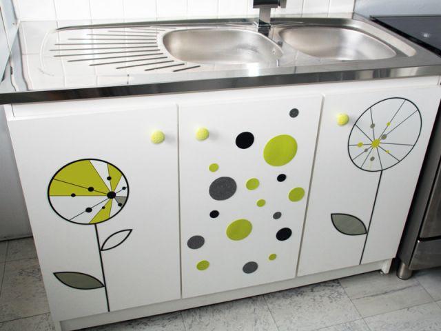 customiser un meuble de cuisine