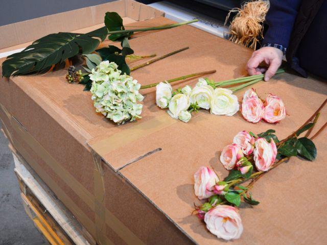Apprenez Crer Un Bouquet De Fleurs Artificielles
