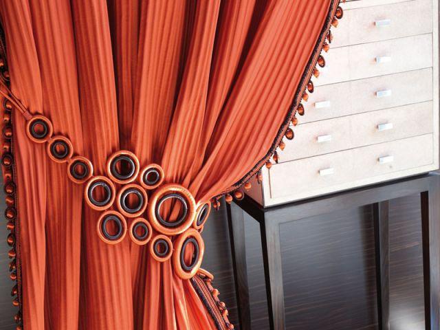 des idees pour embellir ses rideaux