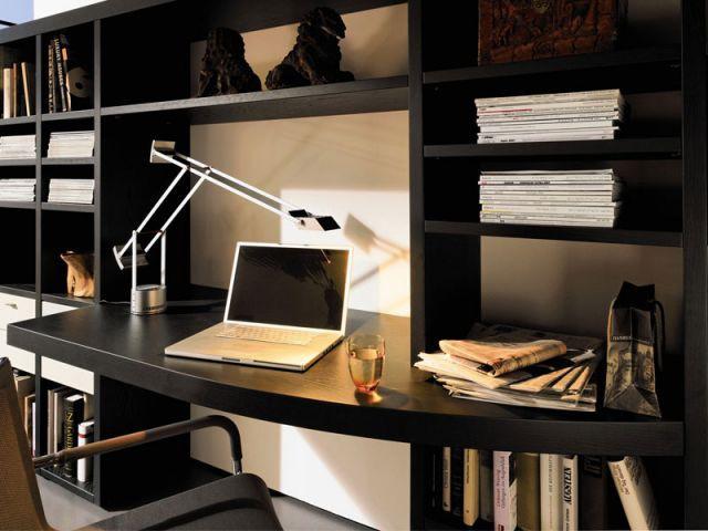 amenager un coin bureau dans son salon