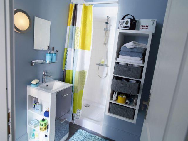 optimiser une mini salle de bains
