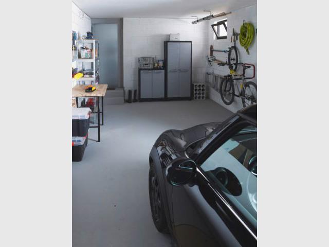 gagner de la place dans son garage
