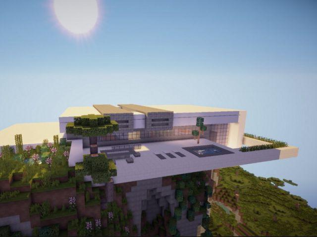 Minecraft Le Jeu Video Qui Repousse Les Limites De L Architecture