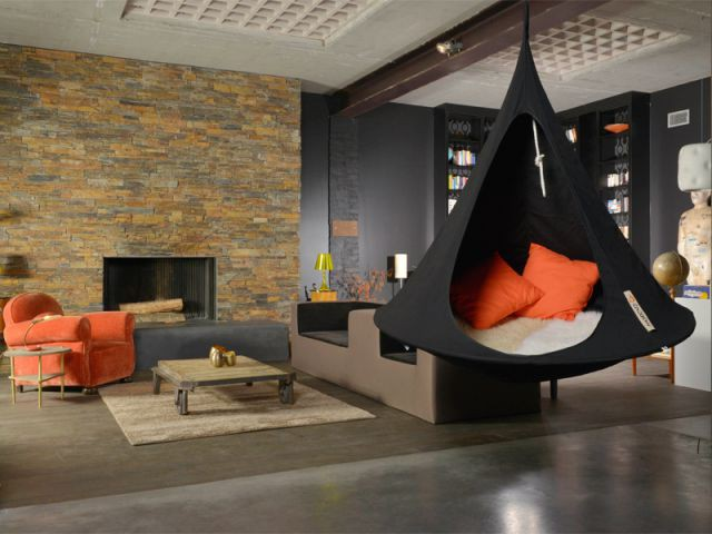 amenager son salon ambiance cocooning