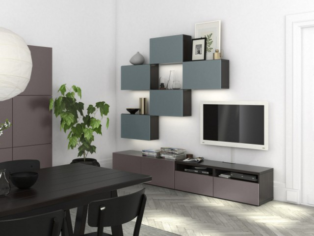 1 meuble t v pour sublimer votre salon