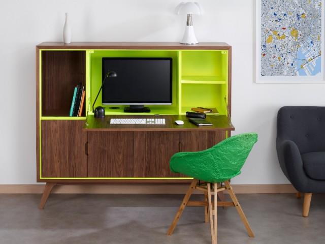 des bureaux hybrides pour chez soi