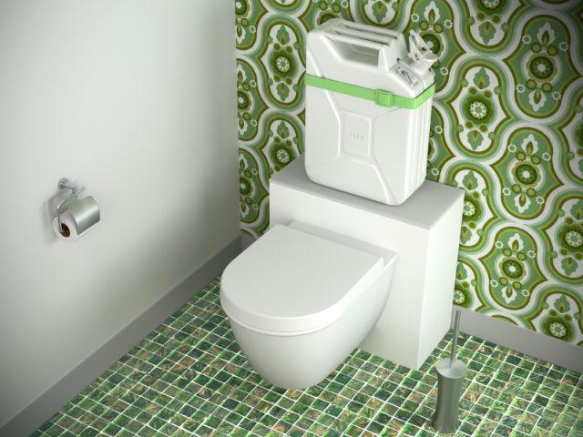 accessoires pour des toilettes originales