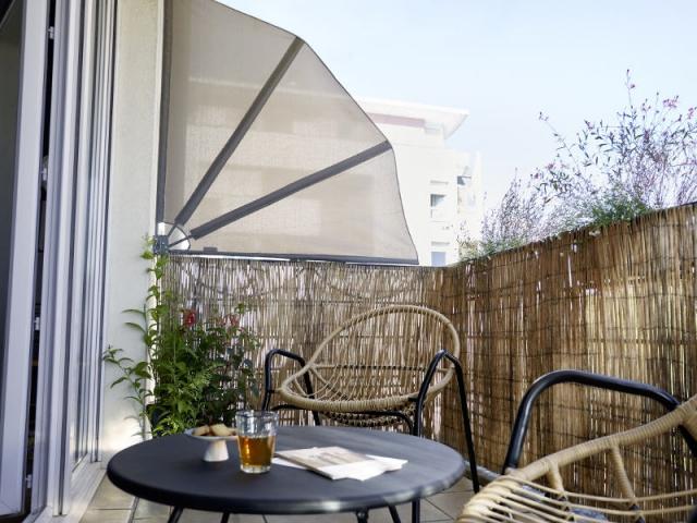 Balcon Tour D Horizon Des Solutions Pour Se Proteger Du Vis A Vis