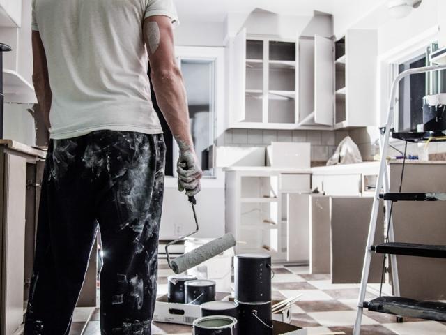 repeindre ses meubles de cuisine nos