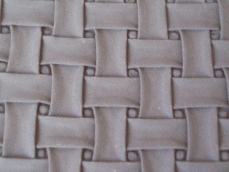 Manufactured cardboard pleat K028 by Barbagli Pleating Company