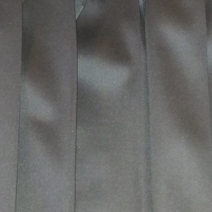 pleated fabrics, leather bonding