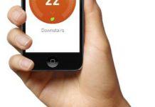 Thermostat connecté Nest commandé via Smartphone où que tu sois à toute heure