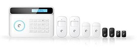 Alarme connectée -détecteur de mouvement
