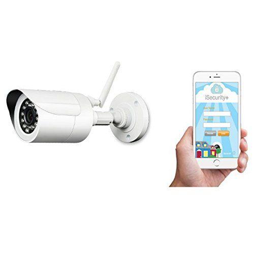 Caméra connectée: regardes ce qui se passe chez toi, sur ton smartphone