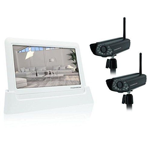 Caméra de Vidéosurveillance kit Thomson 512302