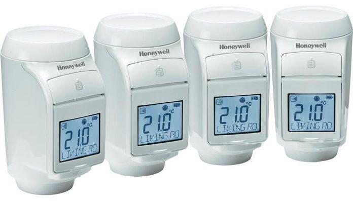 thermostat honeywell Pack de régulation connecté