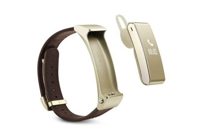 Bracelet connecté huawei-talkband-b2