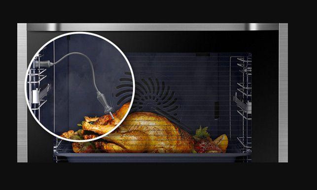 Four encastrable connecte Vapor Cook, 73L NV73J9770RS - Samsung