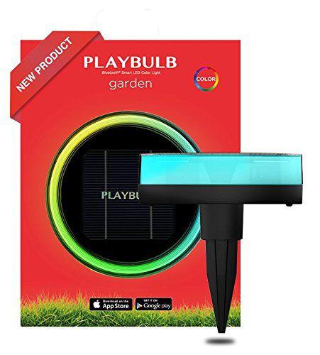 Lampe de Jardin bluetooth Playbulb Garden a son applicable téléchargeables sur smartphone