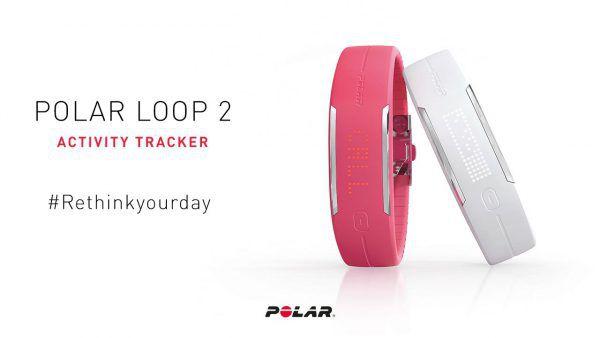 Bracelet connecté Polar Loop 2